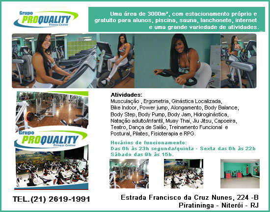 Pro Quality Fitness Center