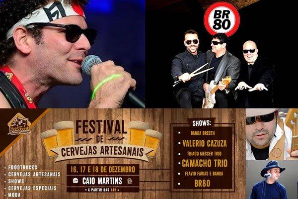 2ª Edição do Festival de Cervejas Artesanais