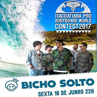 Festa do Mundial de Bodyboard no Club Praia