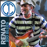 Renato Rio Blues & Banda no Clube Central