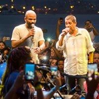 10 mil pessoas no Samba Social Clube