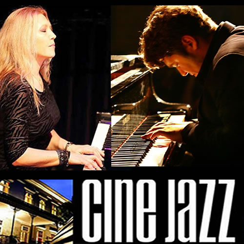 Cine Jazz homenageia a pianista Eliane Elias