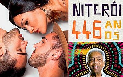 446 Anos de Niterói com intensa Agenda Cultural